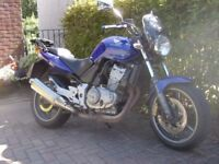 HONDA CBF500 (2007) BLUE 28000 miles with new MoT
