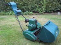 Petrol Lawn Mower Qualcast Suffolk Punch 35S