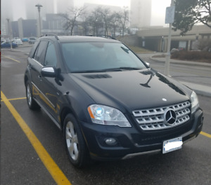 2010 Mercedes-Benz ML-350 SUV, Crossover