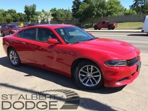 2016 Dodge Charger SXT | 3.6L V6 | BACK CAM | HEAT LEATHER