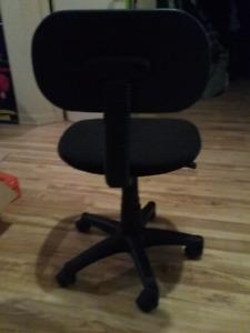Chaise d'ordinateur de bureau classique