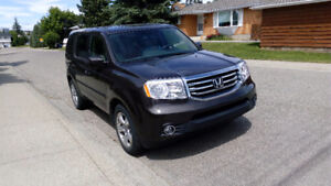 2013 Honda Pilot-EX for $26K