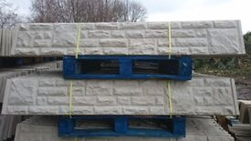 6ftx1ft Reinforced Concrete Gravel Boards ---£6 Each---