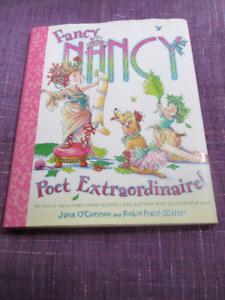 Fancy Nancy: Poet Extraordinaire! HC/DJ  Great Fun!