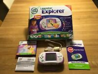 Leapster Explorer pink