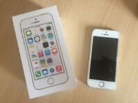 Iphone 5S 16gb with charger and box in great condition