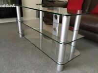 QUALITY TV STAND, EXCELLENT CONDITION