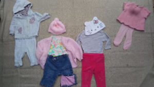Girls 3 Month Clothing Sets