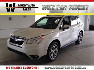2015 Subaru Forester NAVIGATION|SUNROOF|LEATHER|82,147 KMS