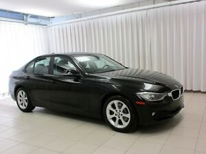 2014 BMW 3 Series 320i SPORT SEDAN w/ HEATED SEATS & LIGHTS PACK