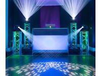 ✢ KISS Ent DJ ✢ - (Wedding/Mehndi/Walima) Bhangra Bollywood Asian Indian Pakistani Dance Floor Decor