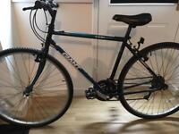 Men's giant hybrid bike