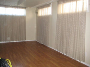 Looking for a basement to rent? Room?