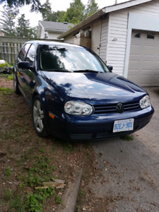 2000 Volkswagen Golf GLS Manual