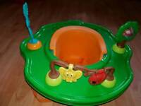 Summer Infant 3 stage super seat forest friends