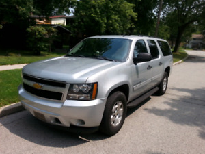2012 Chevrolet Suburban - Nav, DVD, Leather.