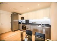 Newly built one bedroom flat with underfloor heating moments from Bow Road Station LT REF: 4576029