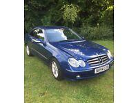*Bargain* 54 Plate Mercedes Clk270 Cdi * Diesel*Avantgarde* Bargain £1900!!