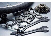 Bicycle repair & servicing
