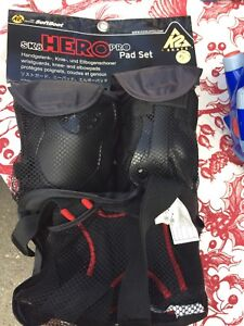 Knee and elbow pads, kids, new condition