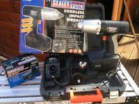 Sealey Mechanics Impact Wrench