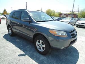 NEW MVI !2009 SANTA FE ALL WHEEL DRIVE, GREAT VEHICLE !