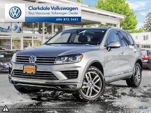 2016 Touareg 3.6l Highline 8-spd Auto w/Trip 4motion