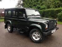 2001 Land Rover Defender 110 County Station Wagon Td5 12 Seater