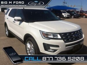 2017 Ford Explorer Limited  - $312.69 B/W