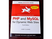 PHP and MySQL for Dynamic Web Sites - Fourth Edition - by Larry Ullman