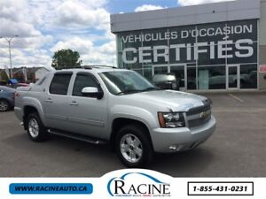 2012 Chevrolet Avalanche LT BLACK DIAMOND