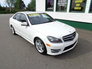 2014 Mercedes-Benz C300 4Matic only $210 bi-weekly all in!