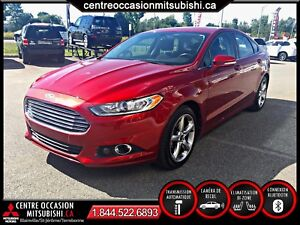 Ford Fusion SE ECOBOOST 2013 ROUGE GPS CAMERA