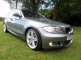 BMW 118D M SPORT AUTO*LOW MILES*FINANCE AVAILABLE*