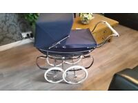 Silver Cross Oberon Dolls Prams in Excellent Condition