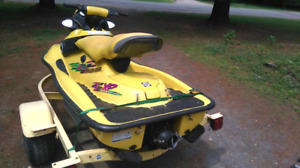 Sea doo bombardier xp 1999