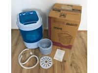 Portable Mini Washing Machine - Great for Caravans, Students & Small Spaces