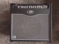 Peavey ValveKing II 20/5/1w guitar valve combo amp with 2 dual footwswitches