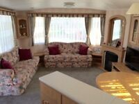 Static Caravan on Park Holidays site Corton Hopton Suffolk Atlas Moonstone Super