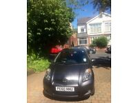 Toyota Yaris, 3 door, for sale £3,950 runs perfectly ideal first car. Only £30 car tax per year.