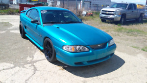 **Reduced price** 1994 Ford Mustang GT