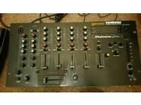 Gemini pre amp mixer