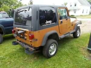 "1993 Jeep Wrangler ""S"" Other. DO NOT MSG. PHONE CALLS ONLY"