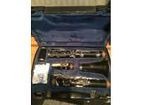 Buffet B12 clarinet recently serviced