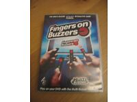 Fingers on Buzzers [Interactive DVD Game]