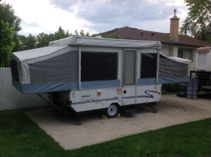 Jayco 10 UD Tent Trailer Excellent Condition - Like New!