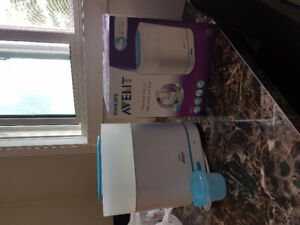 Avent Electric steam sterlizer