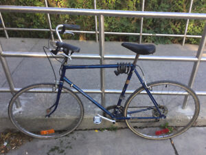 Raleigh Dutch-style commuter bike for sale