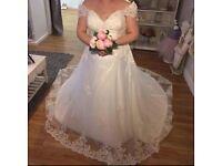 BRAND NEW VERMONIA wedding dress.