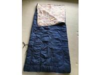 Good quality sleeping bag